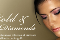 E-Commerce Website Design for Jewelry Company